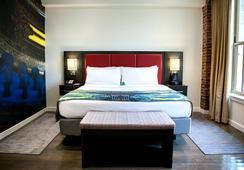 Hotel Indigo Newark Downtown - 뉴어크 - 침실