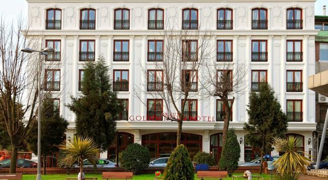 골든 혼 술탄아메트 호텔 - 이스탄불 - 건물