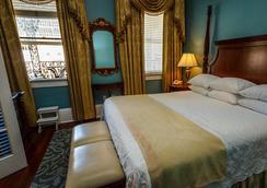 The Marshall House - 서배너 - 침실