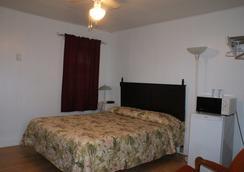 Regent Motel - 세인트존 - 침실
