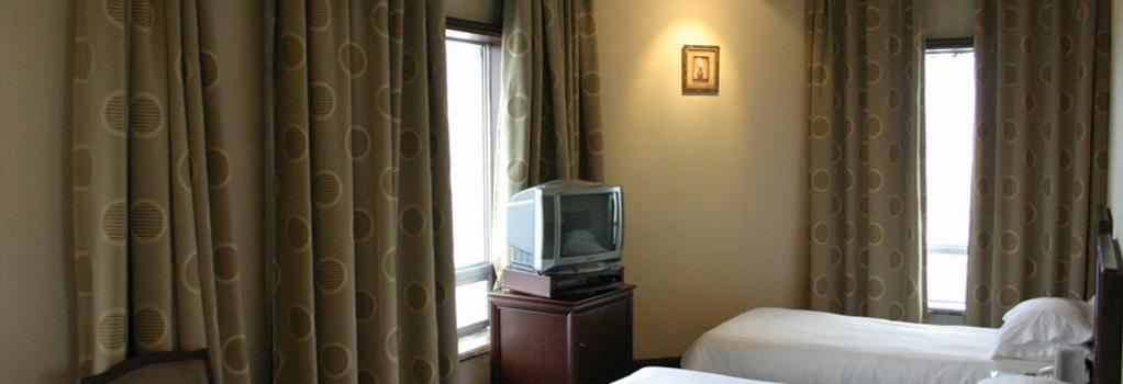 Hope Hotel - Shanghai - 상하이 - 침실