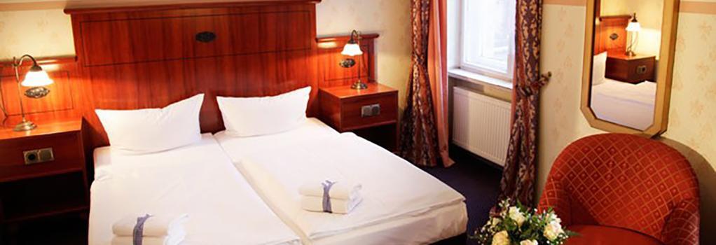 Hotel Altberlin Am Potsdamer Platz - 베를린 - 침실
