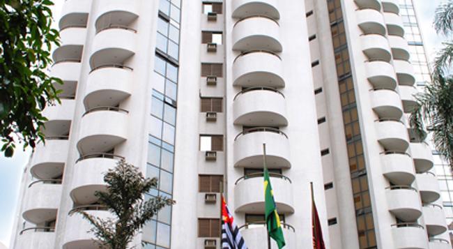 Paulista Wall Street Suítes - 상파울루 - 건물