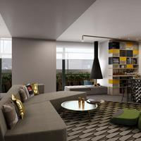 W 암스테르담 E-Wow Suite - Rendering