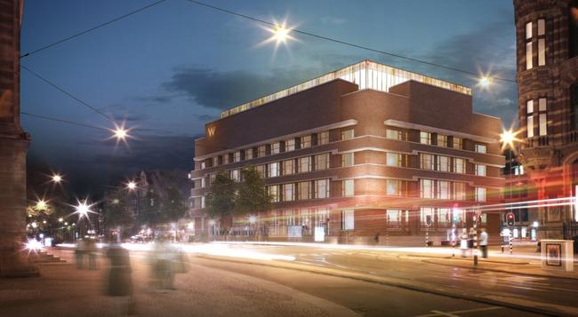 W 암스테르담 - 암스테르담 - 건물