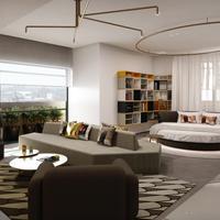 W 암스테르담 Wow Suite - Rendering