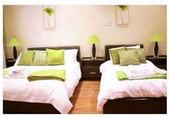 호텔마케도니아 - 런던 - 침실