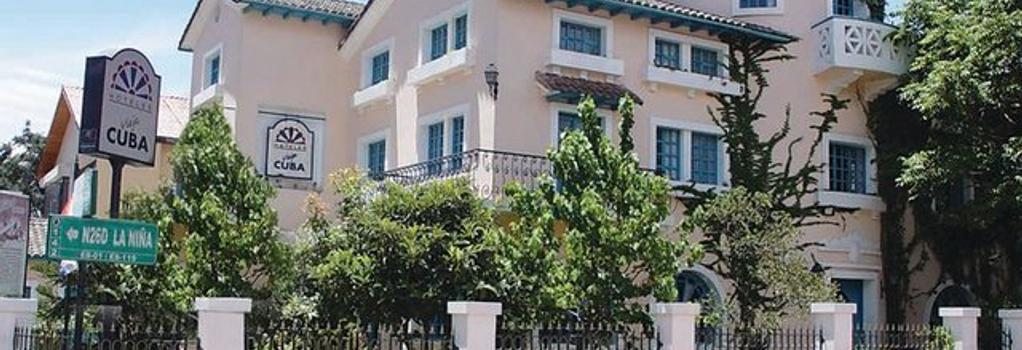 Vieja Cuba Hotel - 키토 - 건물