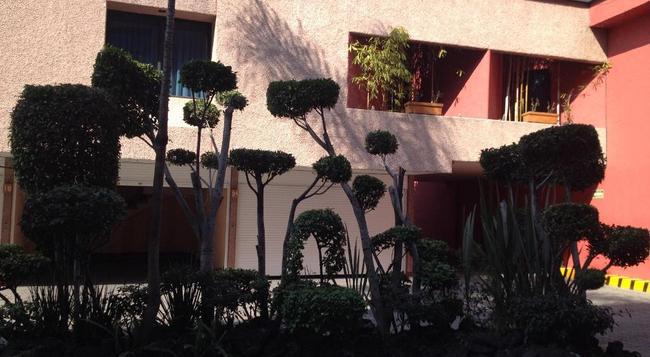 Hotel Tacubaya & Autosuites - 멕시코시티 - 건물