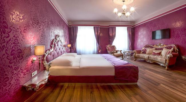 호텔 우라니아 - 빈 - 침실