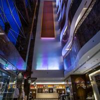 퍼스트 센트럴 호텔 아파트먼트 Reception