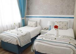 호텔 스타 홀리데이 - 이스탄불 - 침실