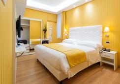 트레비 41 호텔 - 로마 - 침실