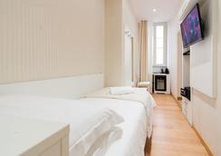 트레비 41 호텔 - 로마 - 욕실