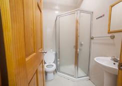 보워리 그랜드 호텔 - 뉴욕 - 욕실