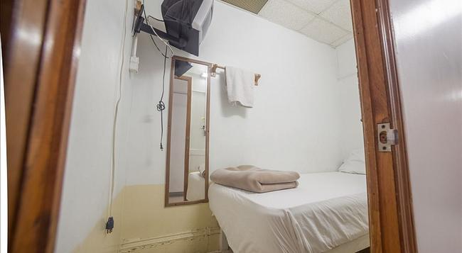 보워리 그랜드 호텔 - 뉴욕 - 침실