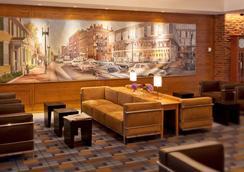 더 찰스 호텔 인 하버드 스퀘어 - 캠브리지 - 로비