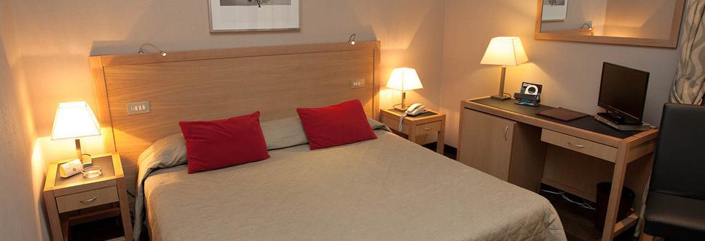 호텔 게르버 - 로마 - 침실