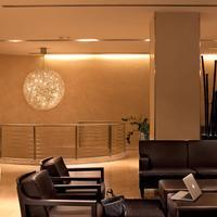Regina Margherita Hotel Lobby Sitting Area