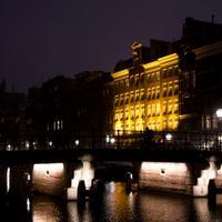 호텔 에스테레아 Hotel Front - Evening/Night