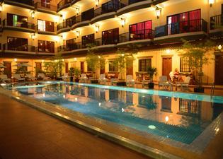 그랜드 시하노우크 빌 호텔