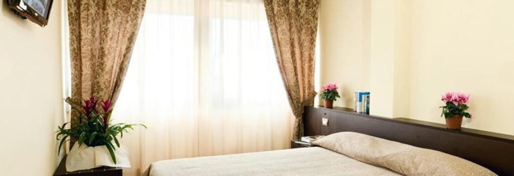 카사 페르 페리에 살레시아눔 - 로마 - 침실