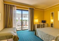 체르바라 파크 호텔 - 로마 - 침실