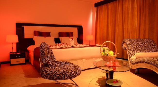 더 파나리 호텔 - 나이로비 - 침실