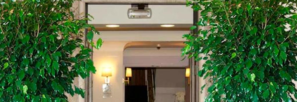 호텔 델레 프로빈스 - 로마 - 건물