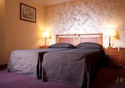 호텔 델레 프로빈스 - 로마 - 침실