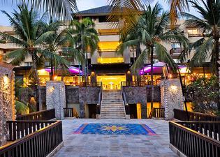 쿠타 파라디소 호텔