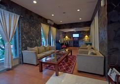 쿠타 파라디소 호텔 - 쿠타 - 라운지