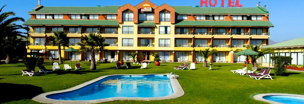 Hotel y Cabañas Mar de Ensueño - 라세레나 - 건물