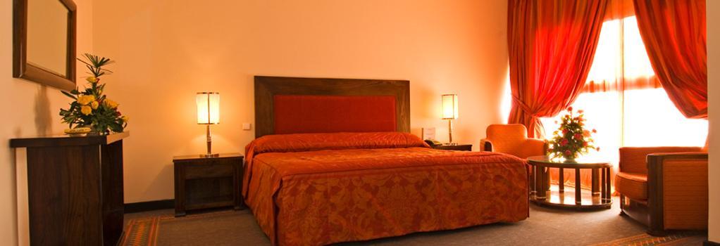 호텔 마라케시 르 세미라미스 - 마라케시 - 침실