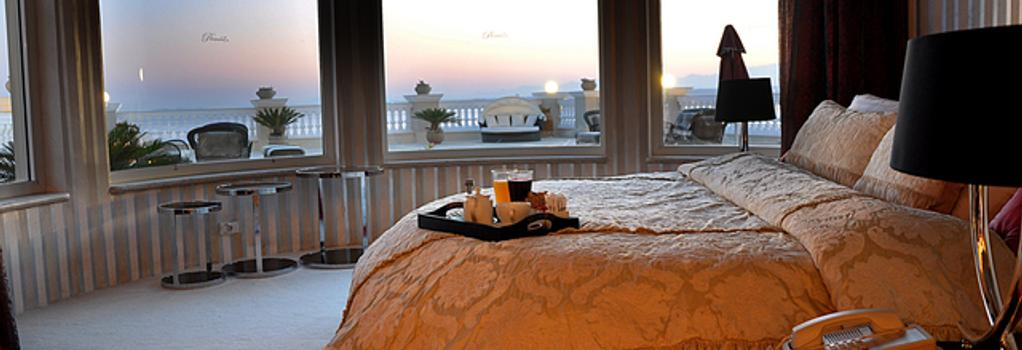 Premier Romance Boutique Hotel & Spa - Adults Only - 후르가다 - 침실