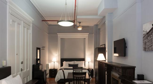 더 센트럴 파크 노스 인 - 뉴욕 - 침실