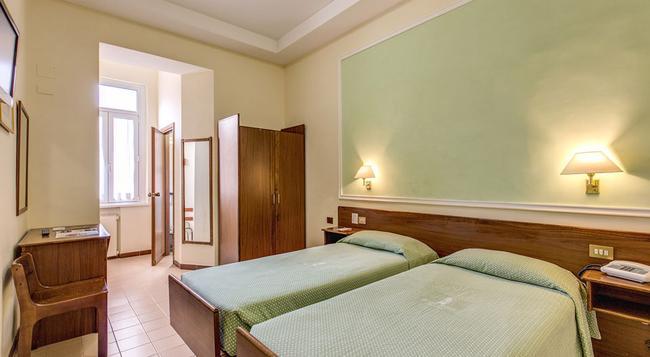 호텔 아이기아 - 로마 - 침실