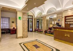 호텔 아이기아 - 로마 - 로비