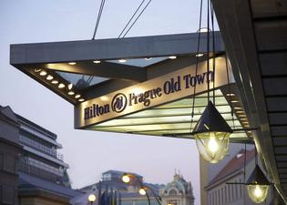 힐튼 프라하 올드 타운 호텔