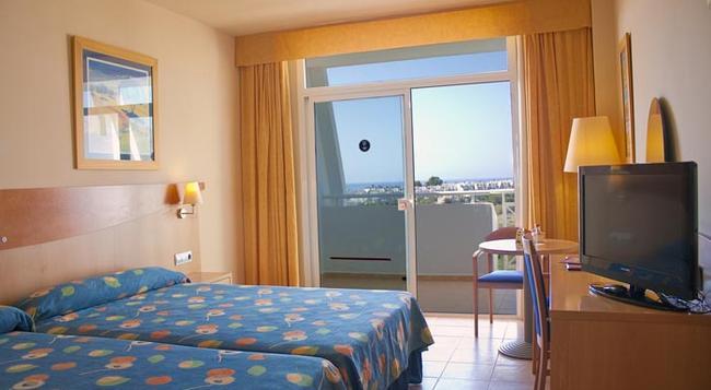 Hotel Servigroup Marina Mar - Mojacar - 침실