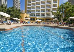 Hotel Servigroup Castilla - 베니도름 - 수영장