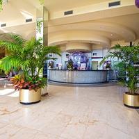 Hotel Servigroup Papa Luna Recepción