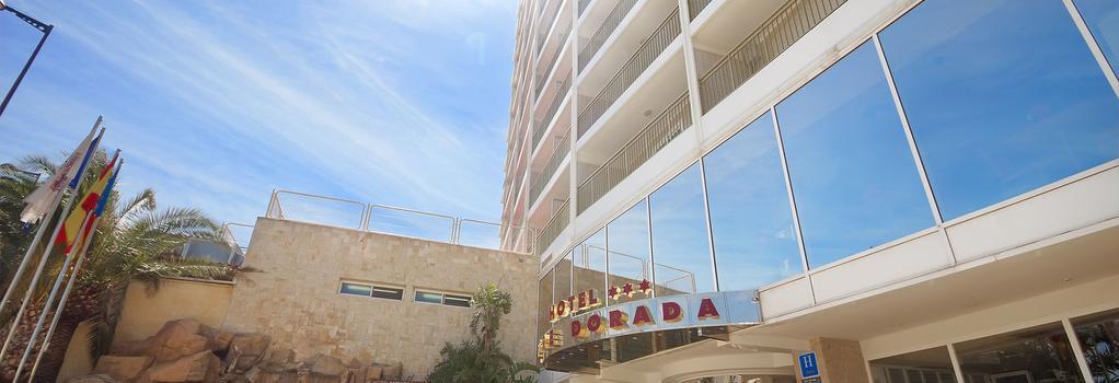 Hotel Servigroup Torre Dorada - 베니도름 - 건물