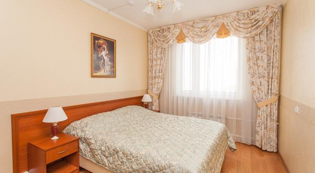 블라디키노 아파트-호텔 - 모스크바 - 침실