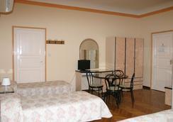 호텔 파노라마 볼로냐 - 볼로냐 - 침실
