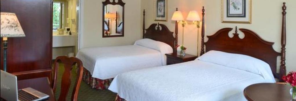 Phoenix Greenvilles Inn - 그린빌 - 침실