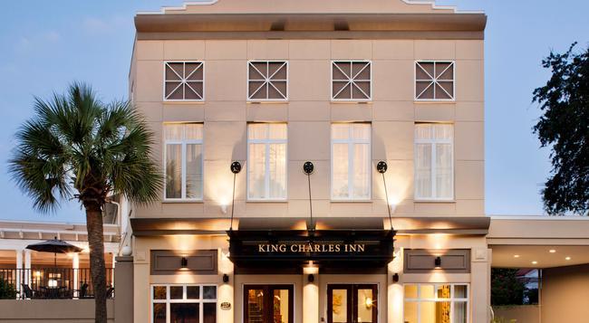 King Charles Inn - 찰스턴 - 건물