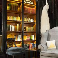 The Spectator Hotel Library
