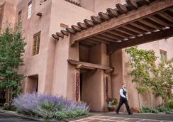 The Hacienda & Spa at Hotel Santa Fe - 샌타페이 - 로비