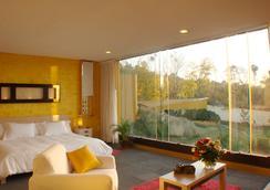 Casa en el Campo Hotel & Spa - 모렐리아 - 침실